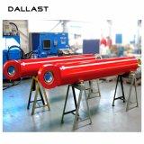 Cilindro hidráulico ativo dobro para a maquinaria da engenharia