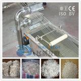 空気冷却を用いるPP/PEのペレタイジングを施す機械