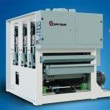 máquina de lixamento de calibragem automática do assoalho de folhosa de 1300mm para a madeira compensada