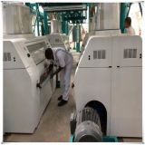 Zimbabwe que funciona o moinho do milho 90tons