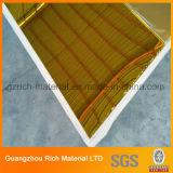 panneau acrylique en plastique acrylique de plexiglass de feuille de miroir d'or de 1-2-3mm/miroir pour la décoration