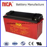 Soupape de haute puissance régulée de la batterie de stockage de la batterie solaire 12V 420W