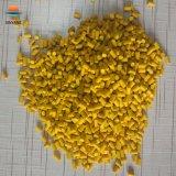 Pigmento amarillo Color Aditivo Masterbatch para juguetes de plástico