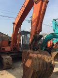 A segunda mão Hitachi Ex120 seguiu a máquina escavadora