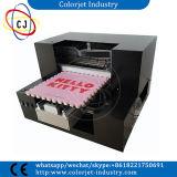Cj-L1800UV avec la vitesse et la résolution pour l'imprimante à plat UV de machine d'impression de cas de téléphone mobile