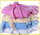 Wholesale batas de algodón 100% de los amantes de la algodón Terry albornoz