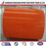 Haute qualité d'acier galvanisé prélaqué bobine/PPGI