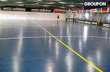 Interior/exterior de PVC de Fútbol Profesional Fútbol Sala/suelos