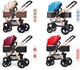 Aluminium 3 in 1 Baby-Spaziergänger mit Luxuxentwurf