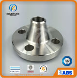 Acero inoxidable Weld Neck Wn forjado de brida con Ce (KT0281)