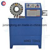 油圧ホースのための1装置の油圧ホースのひだが付く削る機械