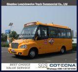 중국 고품질 10-40 시트 학교 버스