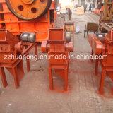 Trituradora de martillo del motor de CA, máquina del molino de martillo para el carbón de piedra