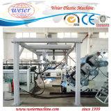 Pp.-PET einzelne doppelte Schicht-Plastikblatt-Strangpresßling-Maschine