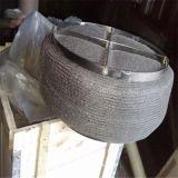 Desembaçador do engranzamento de fio dos Ss da alta qualidade para a coluna de destilação