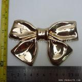 Оптовая торговля моды дизайн эмаль Bowknot металлические формы для швейной преднатяжитель плечевой лямки ремня