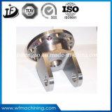 Части ковки чугуна/алюминия/стали машинного оборудования вырезывания маршрутизатора CNC подвергая механической обработке с приспособлением работы