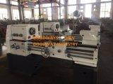 절단 금속 C6163를 위한 보편적인 수평한 기계로 가공 CNC 포탑 공작 기계 & 선반