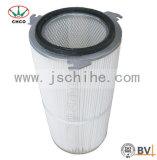 Demontage rapide industriel polyester Élément de filtre à air