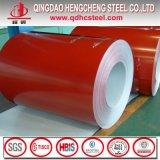 PPGI PPGL de haute qualité de la bobine en acier recouvert de couleur