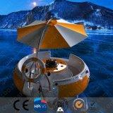 Fischerboot für BBQ