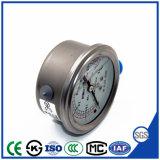 セリウムとのStainless完全なSteelの振動Resistant Pressure Gauge