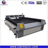 La nueva 100W 130W 150W Máquina de corte láser de CO2 para servilletas de papel cuero 1325 1630