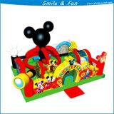 Il playhouse gonfiabile di sport dei capretti scherza l'iarda gonfiabile Funland del bambino dello sbarco