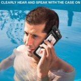 Класс защиты IPX8 Универсальный водонепроницаемый чехол для фронтальной подушки безопасности пыленепроницаемость каждого сотового телефона включает бесплатное ремешок на руку компас строп предохранительного пояса