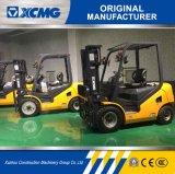 XCMG 5 Tonnen-Dieselgabelstapler mit Isuzu Motor für Verkauf