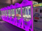 Migliore divertimento a gettoni di vendita della galleria della macchina del gioco della gru del giocattolo dei capretti