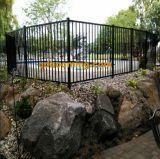 Painéis de aço da cerca da piscina