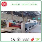 Ce Standard Double Layer Laminating Honeycomb Board Máquinas para paletes de papel
