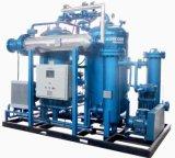 L'adsorption régénératrice Heatless dessiccant sécheur de gaz naturel GNC