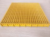 Anti-slipway FRP Molded Grating with H30 20*20 Mesh