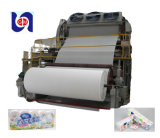 Bagasse-Bambusmischungs-hölzerne Massen-Toiletten-Seidenpapier, das Maschine herstellt