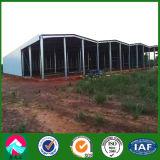 Сборные стальные конструкции склад в Мали с высоким качеством