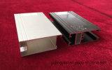 6063 profili d'anodizzazione dell'alluminio del portello della finestra dell'espulsione