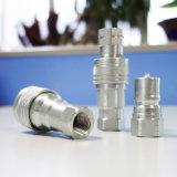 1/я ISO 7241 разъема штуцера трубы быстро муфты клапана тарелочки резьбы Bsp дюйма к 2 дюймов