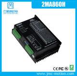 Fase 2 Controlador de motor eléctrico paso a paso (2mA860H) del motor -conductor eléctrico paso a paso