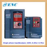 Mini mecanismo impulsor de la CA del convertidor de frecuencia de la talla 200W 1.5kw