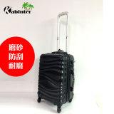 アルミニウムトロリーが付いているABSトロリー荷物のHardshellの荷物袋旅行荷物