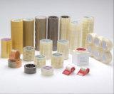 Claro y cintas adhesivas del lacre del embalaje Tape/OPP de Brown BOPP