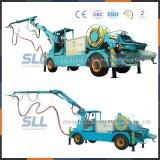 Fornitore mobile della Cina della pompa della betoniera dei manipolatori