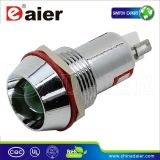 luz de indicador del diámetro LED de 16m m, precio de la lámpara indicadora (XD22-16)