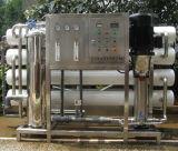 usine d'osmose d'inversion 4000L/H avec des récipients à pression de membrane d'osmose d'inversion