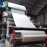 처리되지 않는 화장지 종이 공장 공급 서류상 변환 제조 기계 선