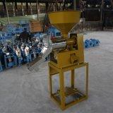 El arroz descascarillado la máquina con aplicador de acero inoxidable