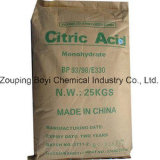 HS: 2918140000 25kg/Bag 구연산 Monohydrate