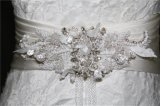 Vestidos nupciais F5079 de vestido de casamento do laço da sereia
